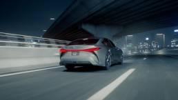 Lexus Fuel Cell Concept