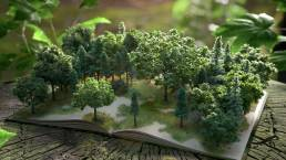 Edeka - Unser Wald